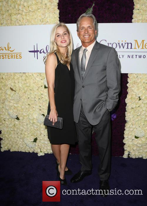Gregory Harrison and Lily Anne Harrison 4
