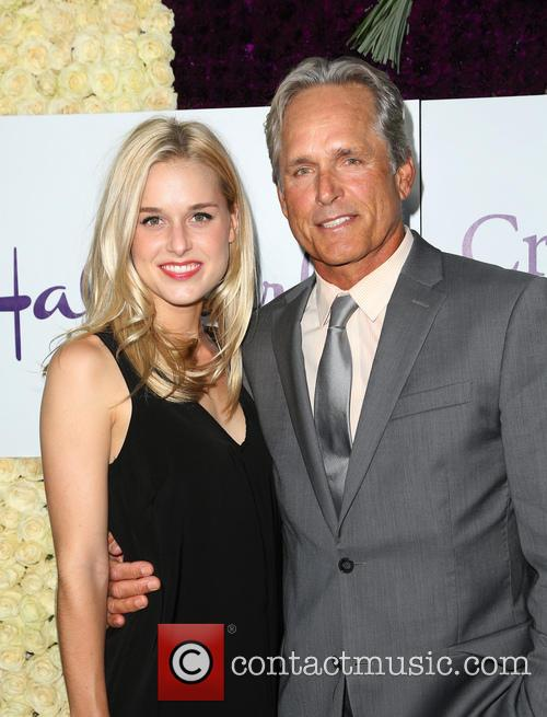 Gregory Harrison and Lily Anne Harrison 5