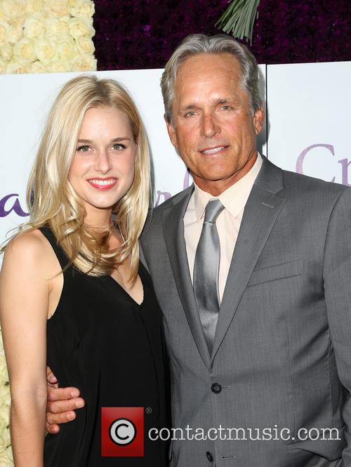 Gregory Harrison and Lily Anne Harrison 6