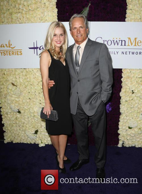 Gregory Harrison and Lily Anne Harrison 1
