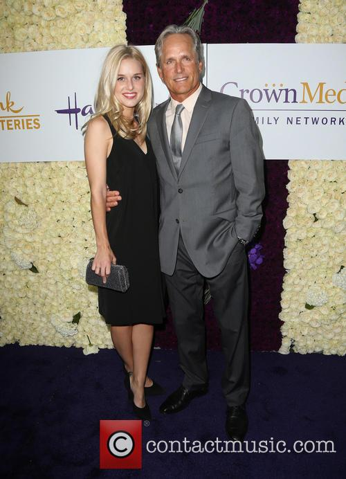 Gregory Harrison and Lily Anne Harrison 7