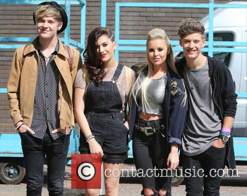 Only The Young and Parisa Tarjomani Charlie George Mikey Bromley Betsy-blue English 2
