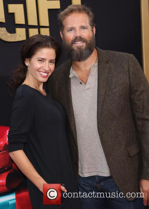 Mercedes Masohn and David Denman