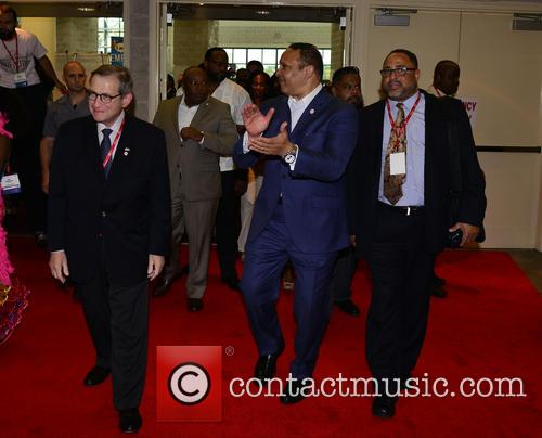 National Urban League Chair Michael F. Neidorff and National Urban League President & Ceo Marc H. Morial 5