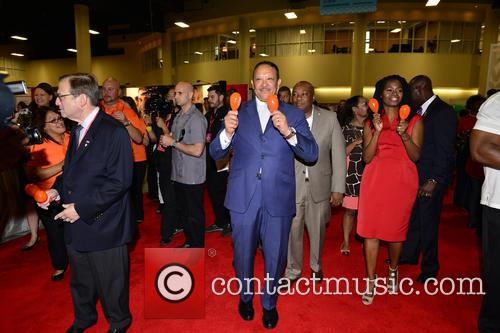 National Urban League Chair Michael F. Neidorff and National Urban League President & Ceo Marc H. Morial 8