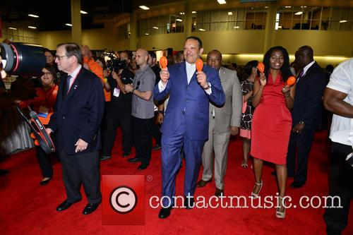 National Urban League Chair Michael F. Neidorff and National Urban League President & Ceo Marc H. Morial 9
