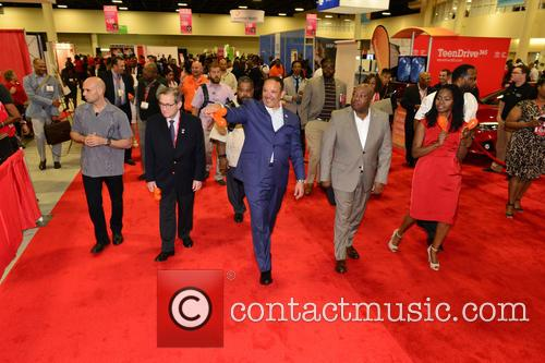 National Urban League Chair Michael F. Neidorff and National Urban League President & Ceo Marc H. Morial 11