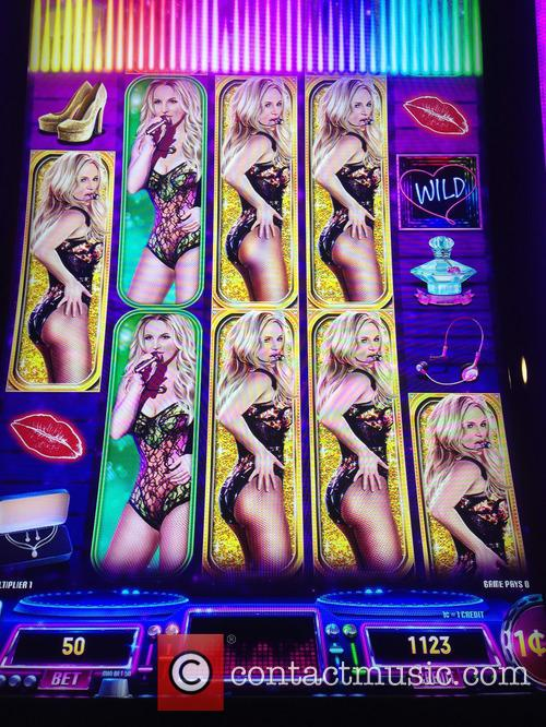 Britney Spears and Las Vegas 2