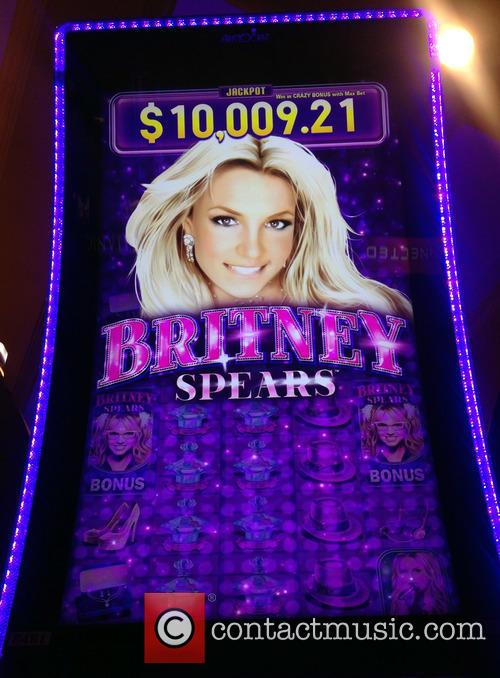 Britney Spears and Las Vegas 5