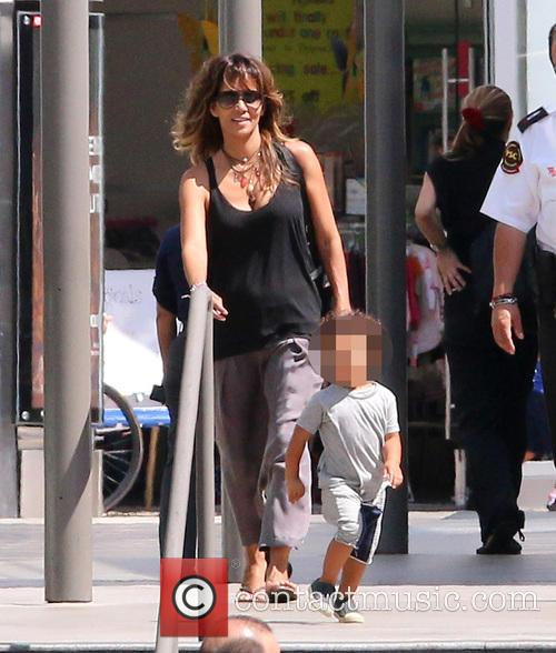 Halle Berry and Maceo Robert Martinez 4