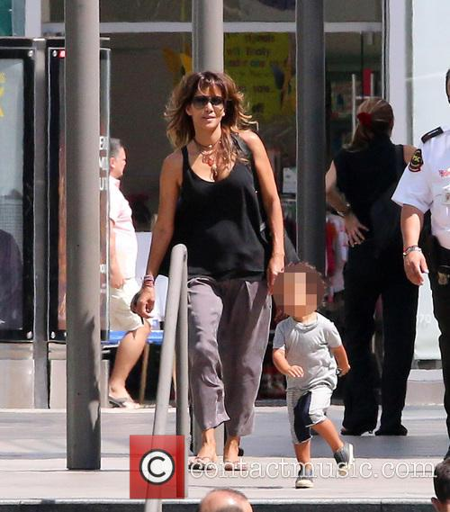 Halle Berry and Maceo Robert Martinez 7