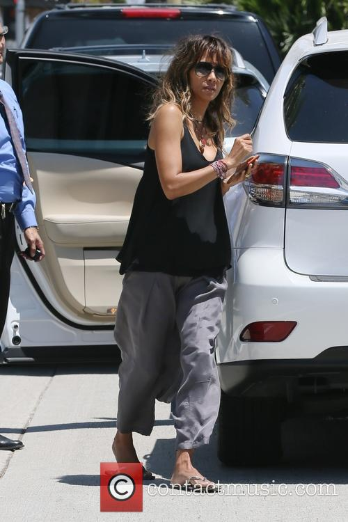 Halle Berry out shopping in Beverly Hills