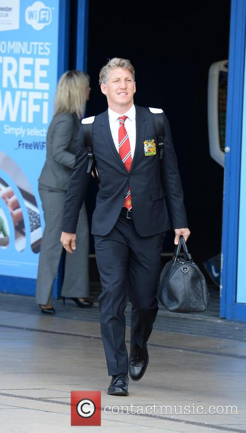 Manchester United and Bastian Schweinsteiger 2
