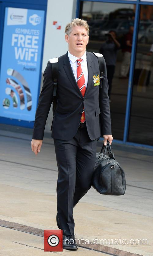 Manchester United and Bastian Schweinsteiger 4
