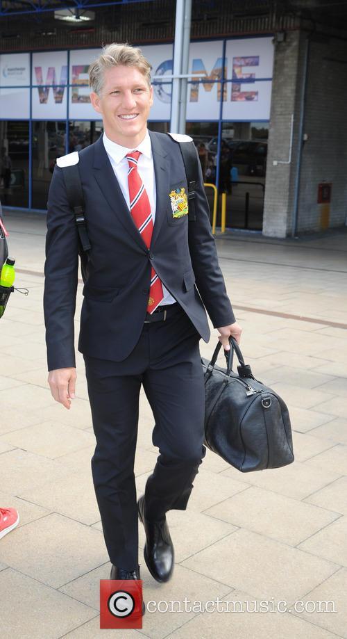 Manchester United and Bastian Schweinsteiger 7