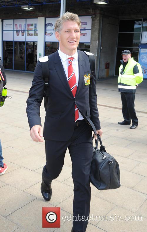Manchester United and Bastian Schweinsteiger 1