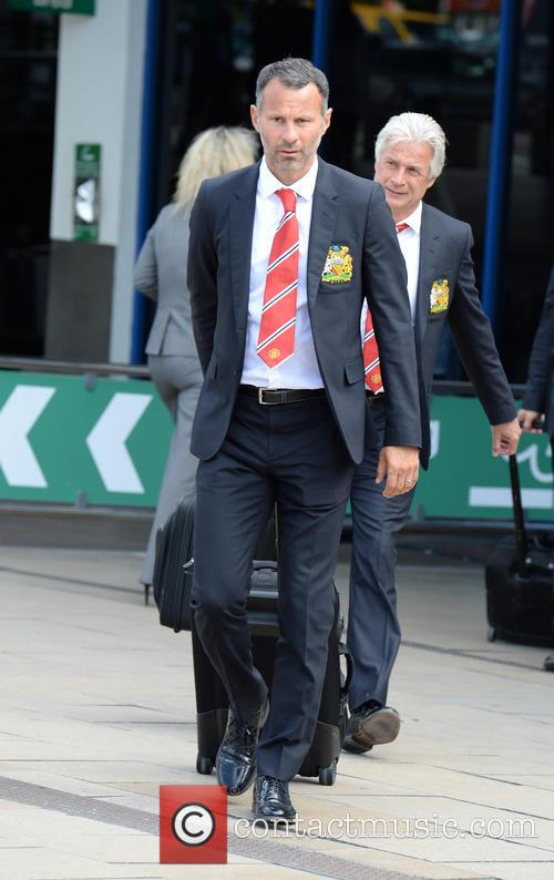Manchester United Return From USA Tour