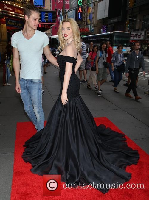 Scarlett Johansson and Konstantin Vasiliev 10