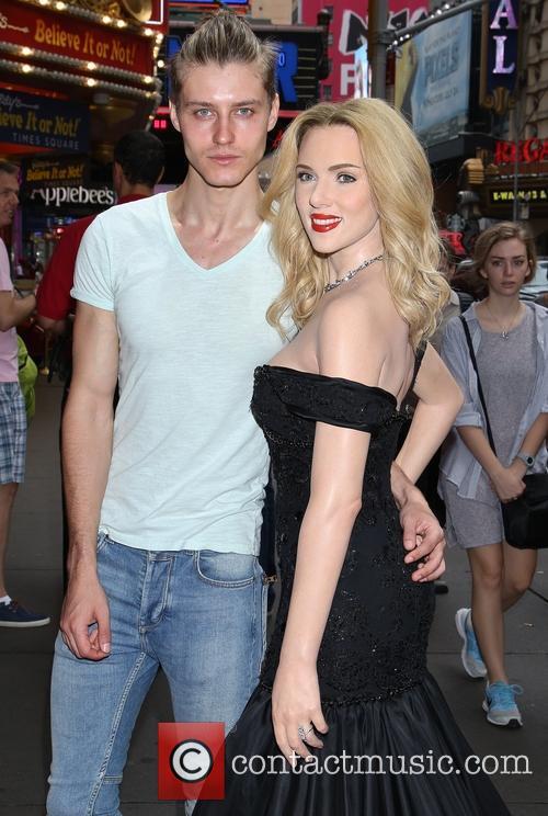 Scarlett Johansson and Konstantin Vasiliev 11