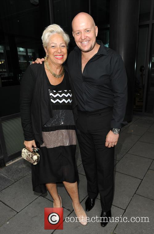Denise Welch and Lincoln Towneley 2