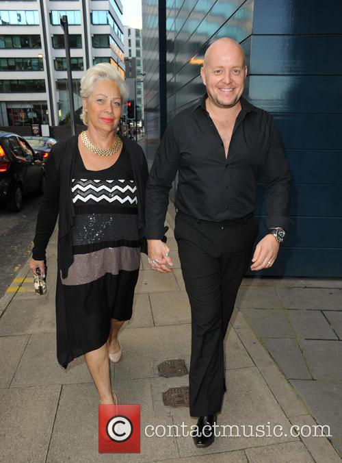 Denise Welch and Lincoln Towneley 7