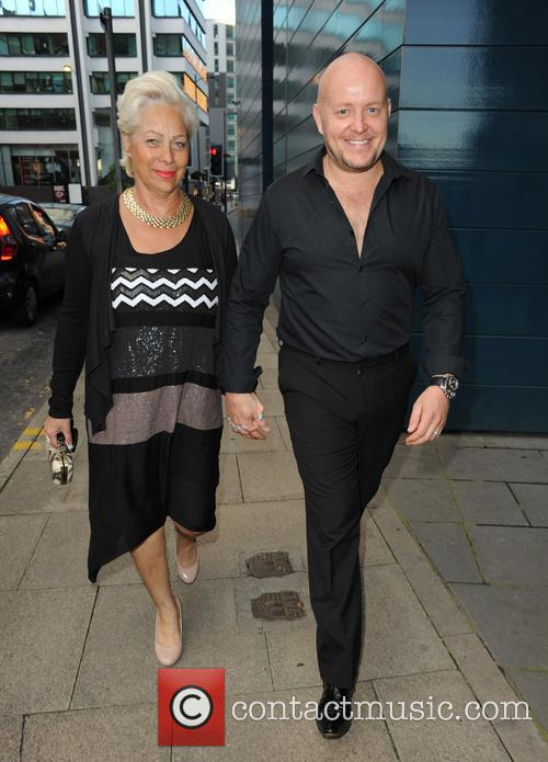 Denise Welch and Lincoln Towneley 1