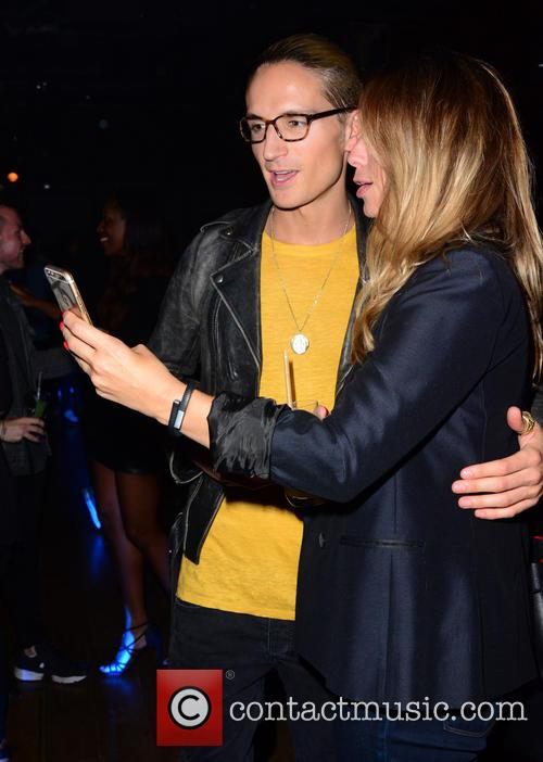 Oliver Proudlock and Guest 7