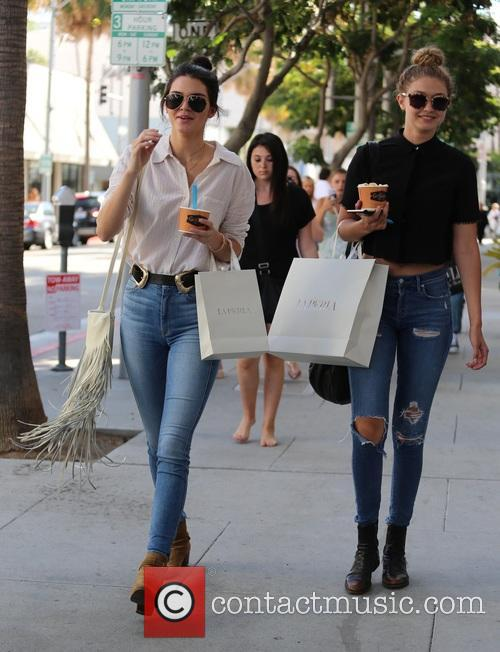 Kendall Jenner and Gigi Hadid 9