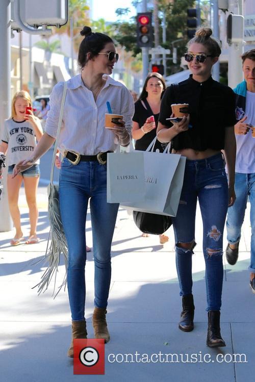 Kendall Jenner and Gigi Hadid 11