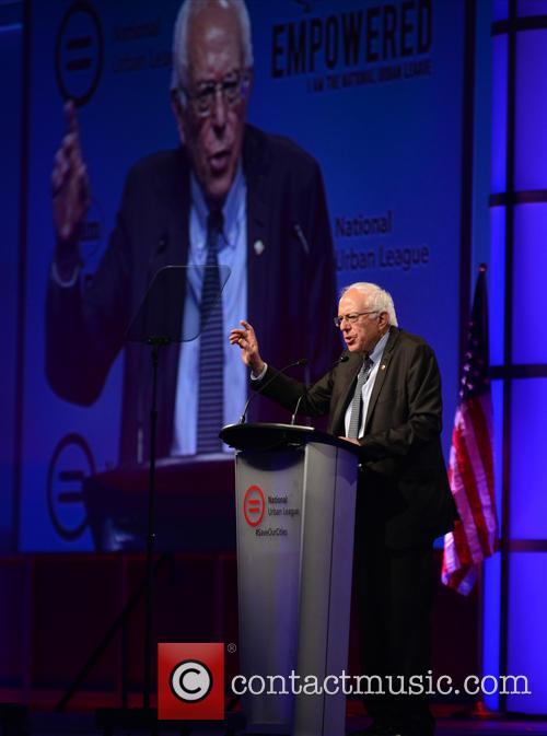Democratic Presidential Hopeful U.s. Senator Bernard 'bernie' Sanders 5