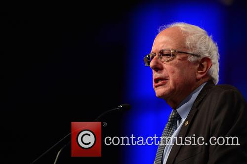 Democratic Presidential Hopeful U.s. Senator Bernard 'bernie' Sanders 11