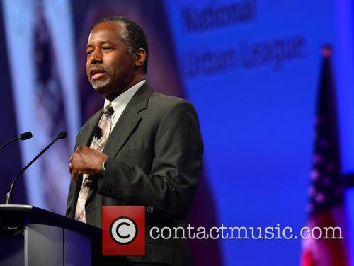 Dr. Ben Carson speaks during the Presidential Candidates...