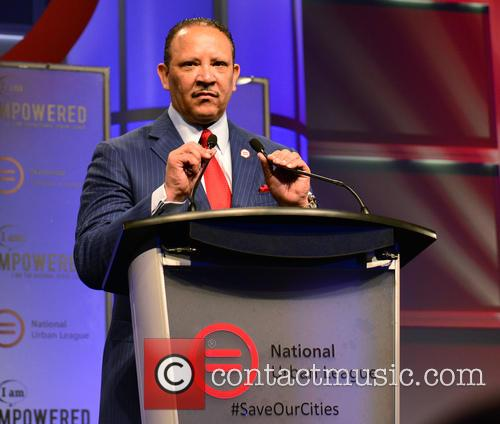 National Urban League President & Ceo Marc H. Morial 1