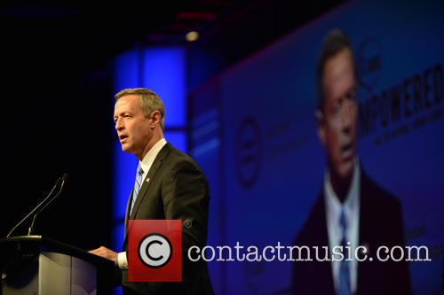 Democratic Presidential Hopeful Former Maryland Gov. Martin O'malley 2