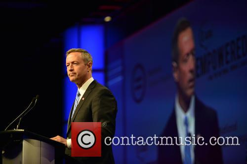 Democratic Presidential Hopeful Former Maryland Gov. Martin O'malley 3