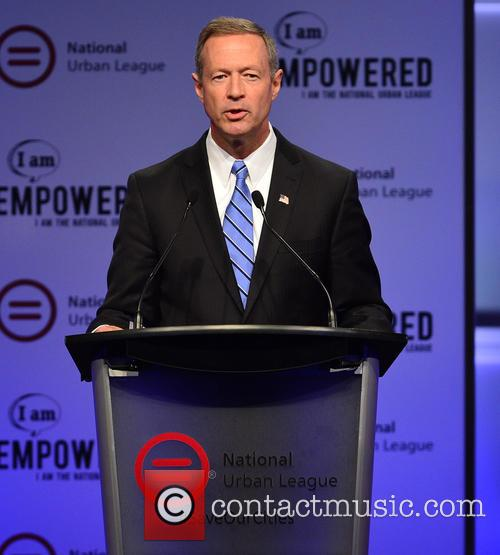 Democratic Presidential Hopeful Former Maryland Gov. Martin O'malley 4