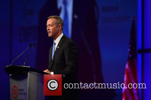 Democratic Presidential Hopeful Former Maryland Gov. Martin O'malley 5