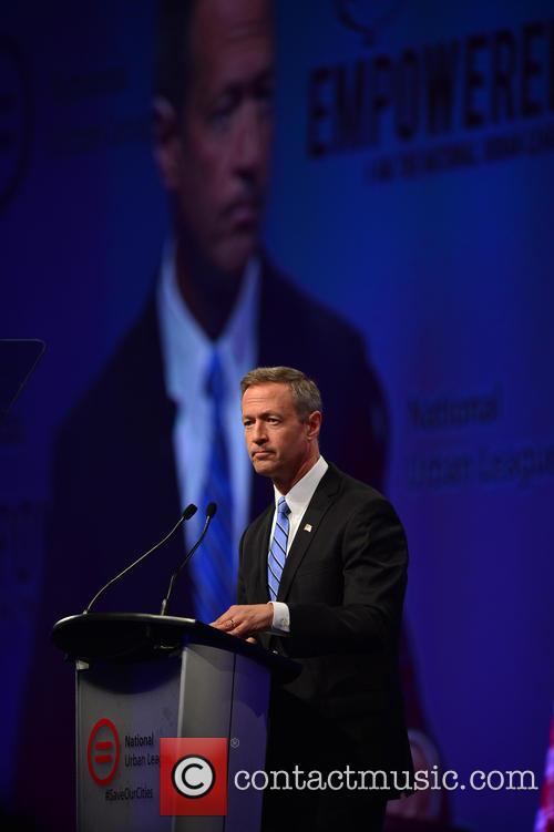 Democratic Presidential Hopeful Former Maryland Gov. Martin O'malley 7