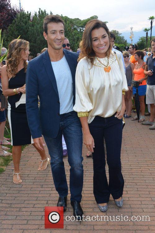 Alena Seredova and Alessandro Nasi 2