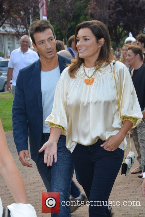 Alena Seredova and Alessandro Nasi 1