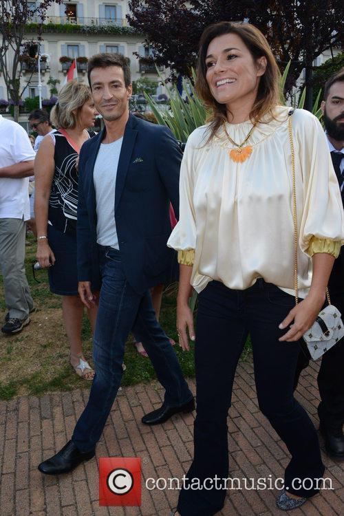 Alessandro Nasi and Alena Seredova 2