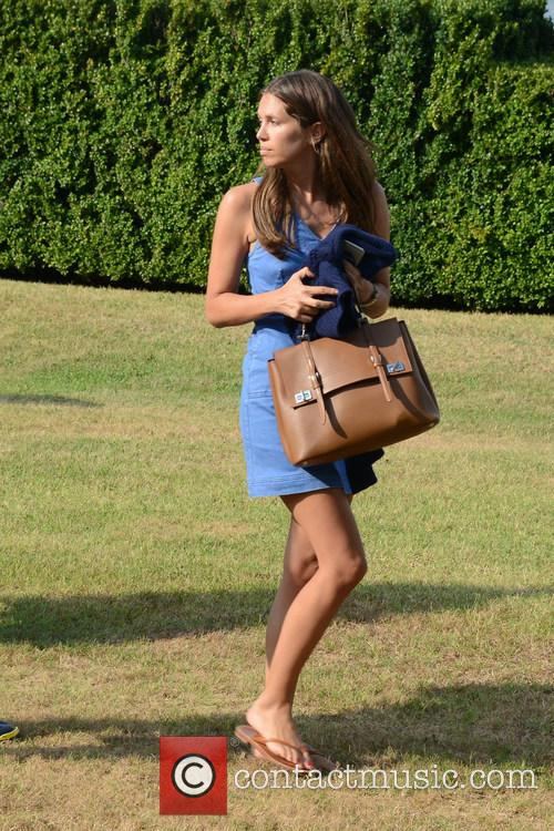 Wedding guests of Pierre Casiraghi and Beatrice Borromeo...