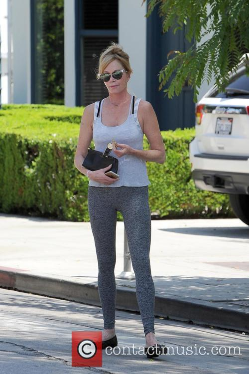 Melanie Griffith spotted out running errands in West...
