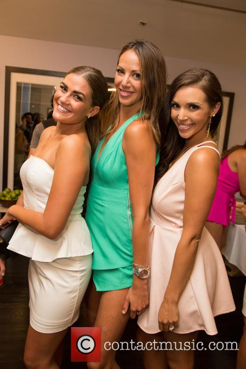 Brittany Cartwright, Kristin Doute and Scheana Shay 5