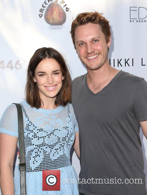 Elizabeth Henstridge and Zachary Abel 3