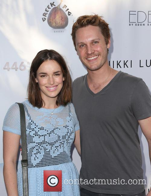 Elizabeth Henstridge and Zachary Abel 4