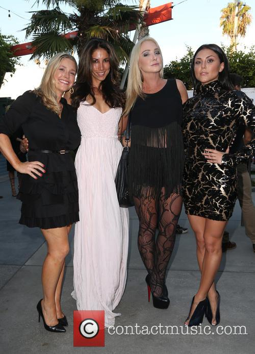 Whitney Cameron, Leilani Dowding, Nikki Lund and Cassie Scerbo 2