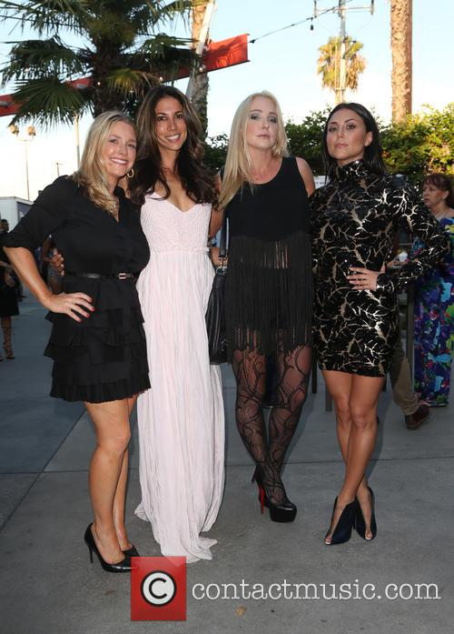 Whitney Cameron, Leilani Dowding, Nikki Lund and Cassie Scerbo 5