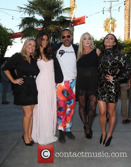 Whitney Cameron, Leilani Dowding, Peter Otero, Nikki Lund and Cassie Scerbo 6