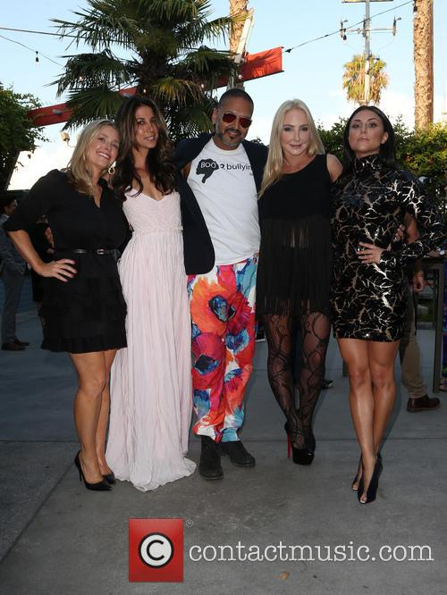 Whitney Cameron, Leilani Dowding, Peter Otero, Nikki Lund and Cassie Scerbo 7